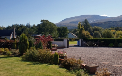 What a view of Aonach Mor