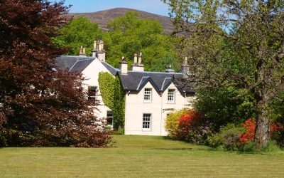 Spean Lodge Country House and grounds