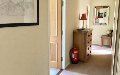 Hallway at Tom Eachainn